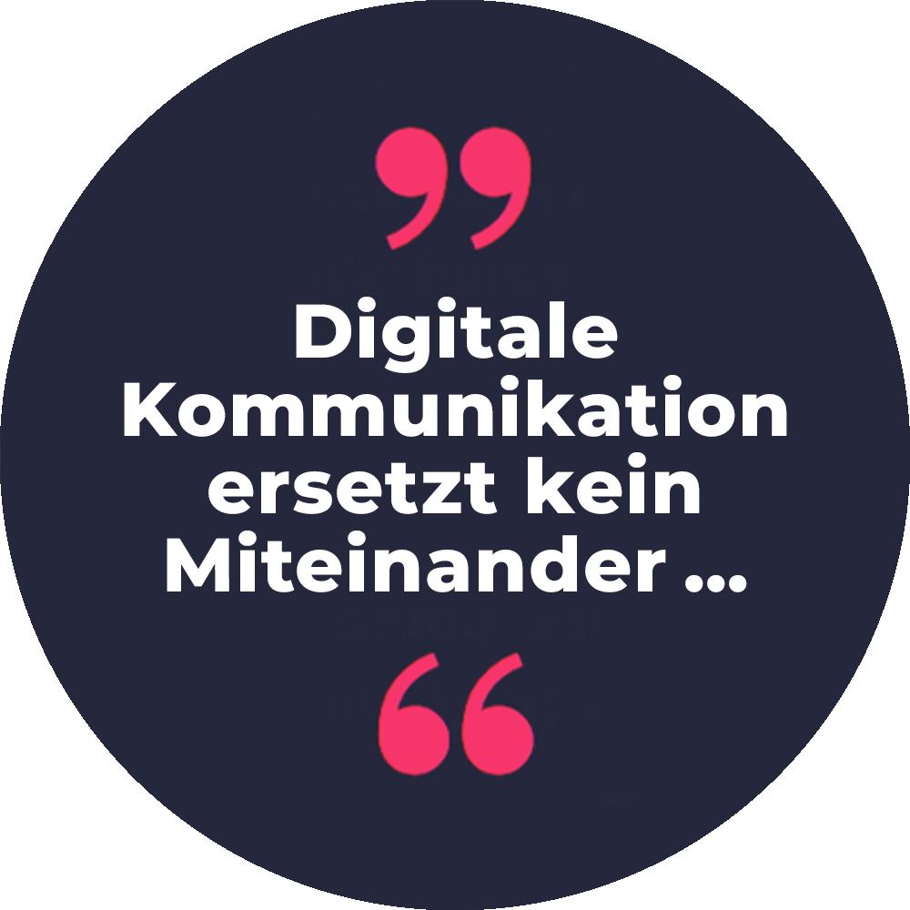 Zitat Digitale Kommunikation